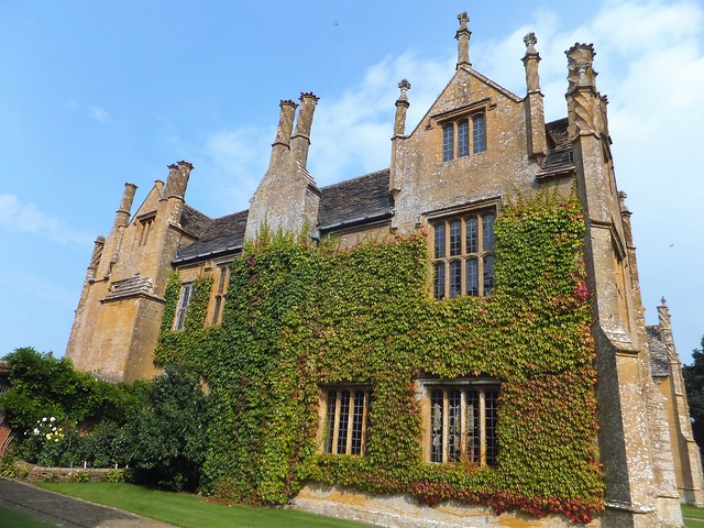 Barrington Court, Fujifilm FinePix F550EXR