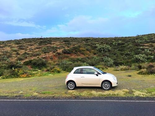 #MyPartnerInCrime #Fiat500 #BlancoPerla #Roadtrip #Zacatecas #Road #Mountain #Hill #Cerro #Montala #Carretera #Travel #Traveling #MexicanTown  #PuebloMagico #VisitMexico #VisitZacatecas