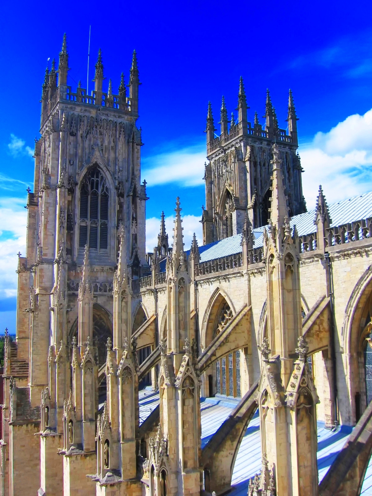 York Minster. Credit Saste