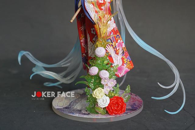 Mô hình Miku Hanairogoromo - Vocaloid