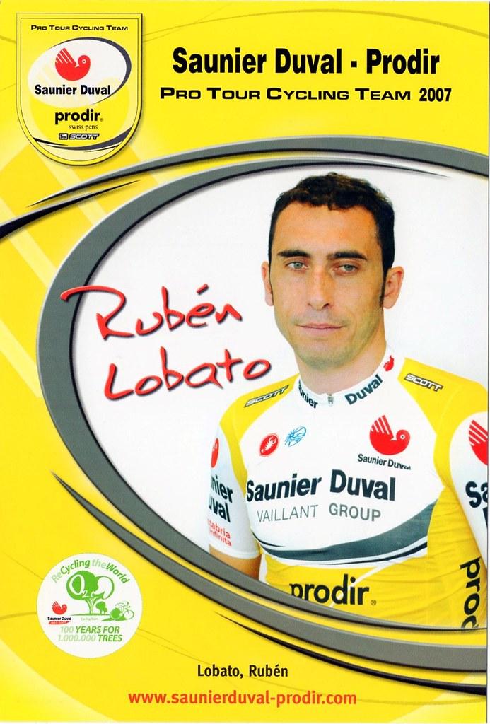 Ruben Lobato - Saunier Duval Prodir 2007