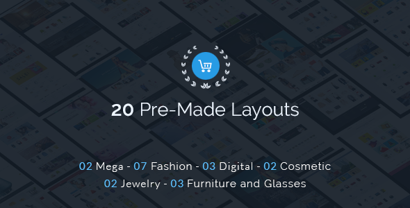 HugeShop v1.0 - Wonderful Multi Concept Responsive OpenCart Theme