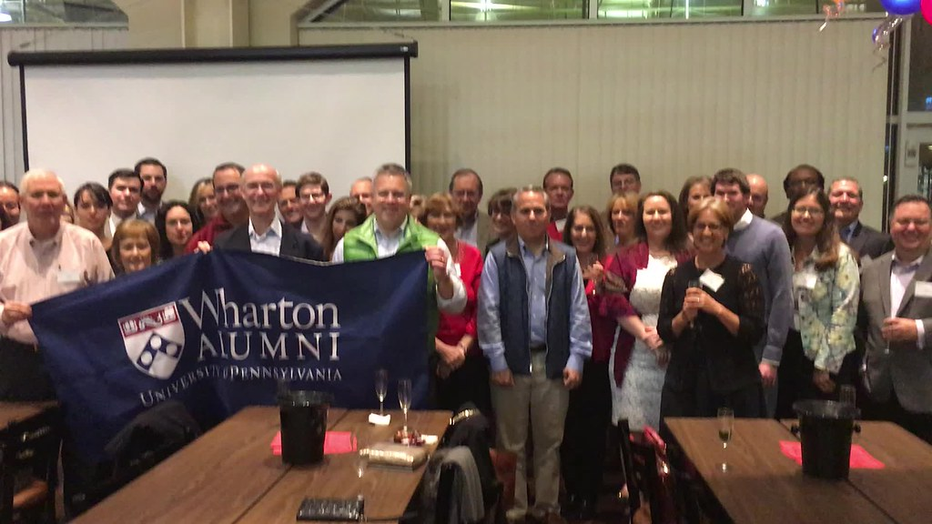 Wharton CLT Holiday Social