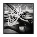Cadillac Interior, Quiberon by Gary Rowlands