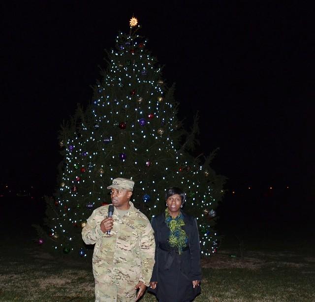 APG North Christmas Tree Lighting - 12/5/16