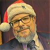 #Holiday profile pic #manwithawhitebeard #hipsterclause