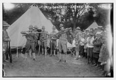 14th Infantry -- Bayonet drill (LOC)