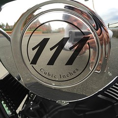 Indian motorcycle 111cubic inches #Indian