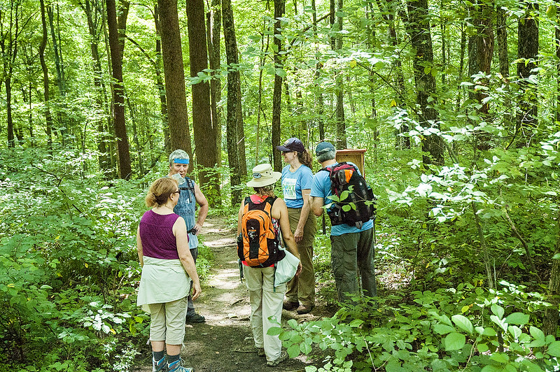 Hoosier Chapter Sierra Club Leadership Hike - August 24, 2015
