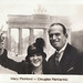 Mary Pickford and Douglas Fairbanks in Berlin by Truus, Bob & Jan too!