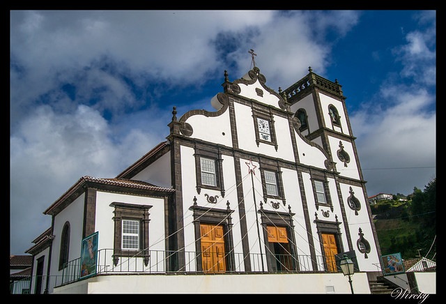 Iglesia de la Madre de Dios - Igreja de Nossa Senhora Mae de Deus