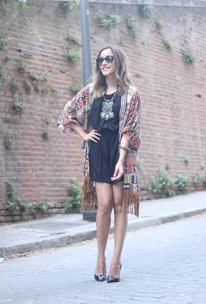 Kimono With Black Jumpsuit04