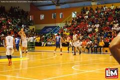 Torneo Baloncesto Superior @ Domingo 9 agosto