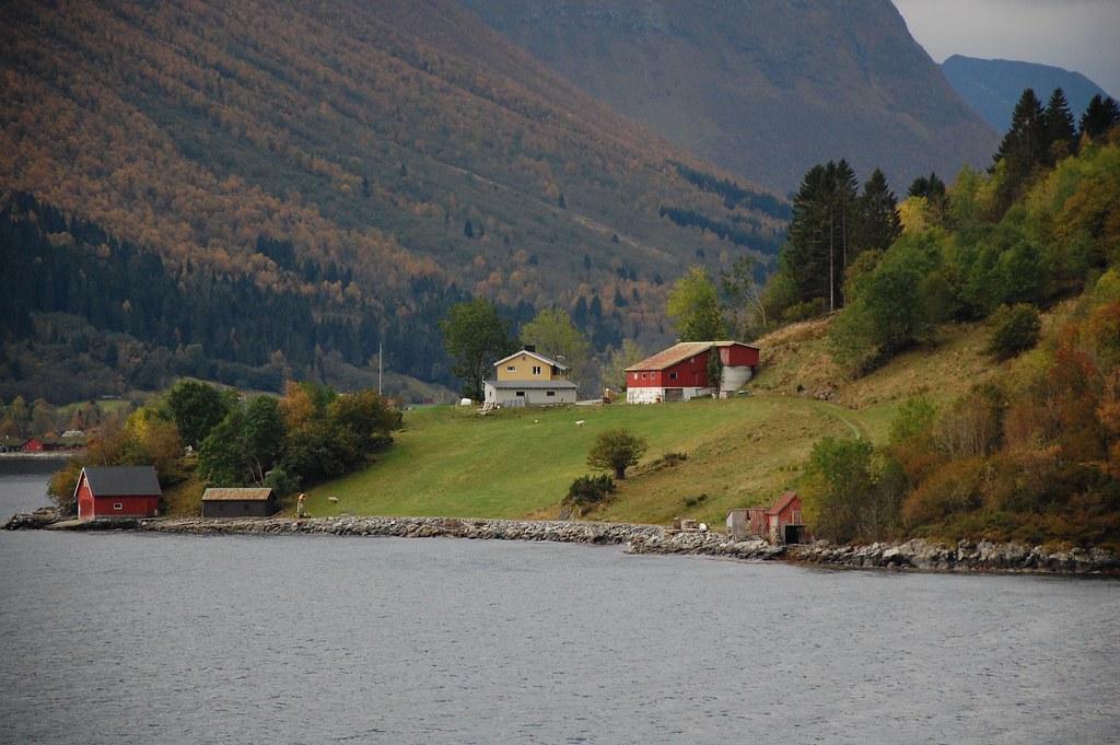 Granjas en Noruega