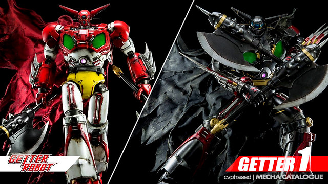 threezero - GETTER ROBOT Getter 1