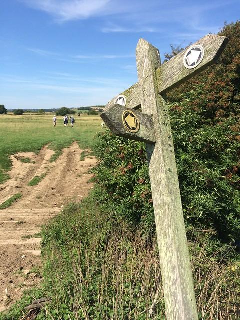August 22, 2015: Winchelsea to Hastings