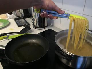 Pasta Zucchini (Neapolitan)