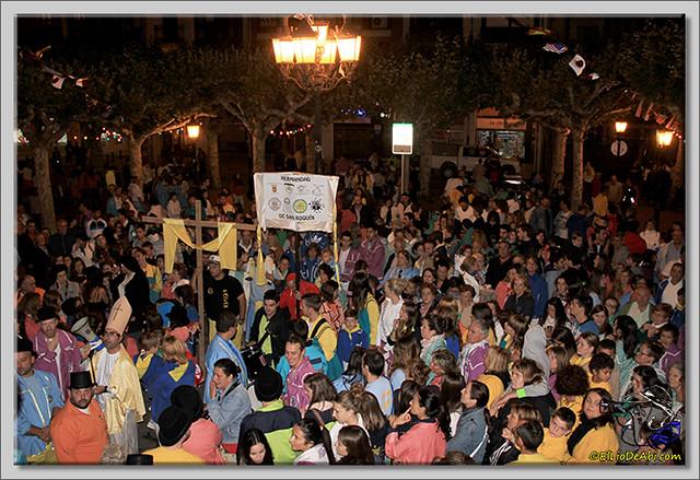 Jira campestre Entierro de San Roquín y subida de blusas (21)
