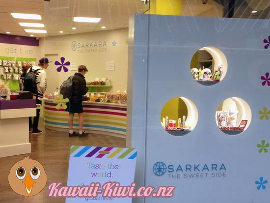 Kawaii Kiwi Visits Sarkara The Sweet Side in Wellington
