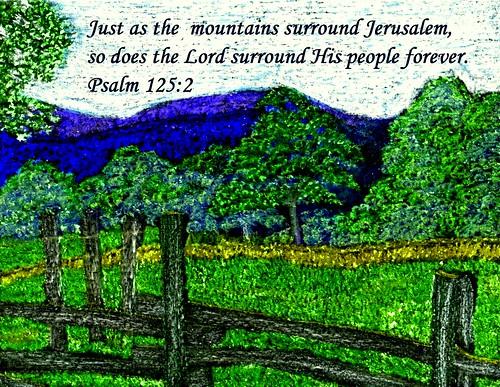 23B - Psalm 125