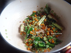Brown Rice with Lemongrass, Tofu and Cashews - Vegetable, Tofu Fried ...