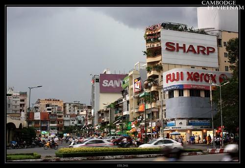 Jour 12 : 11 août 2011 : Ho Chi Minh Ville - Saigon