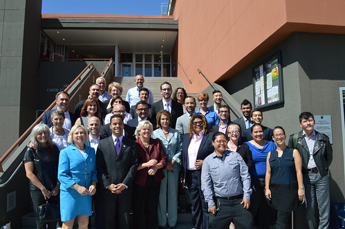 Congresswoman Pelosi holds Roundtable with San Francisco LGBT Leaders