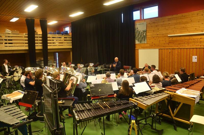 Eikanger-Björsvik Musikklag repar