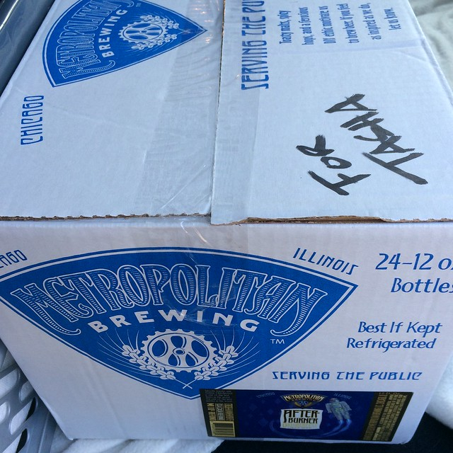 Joy in a Box; a special case of beer