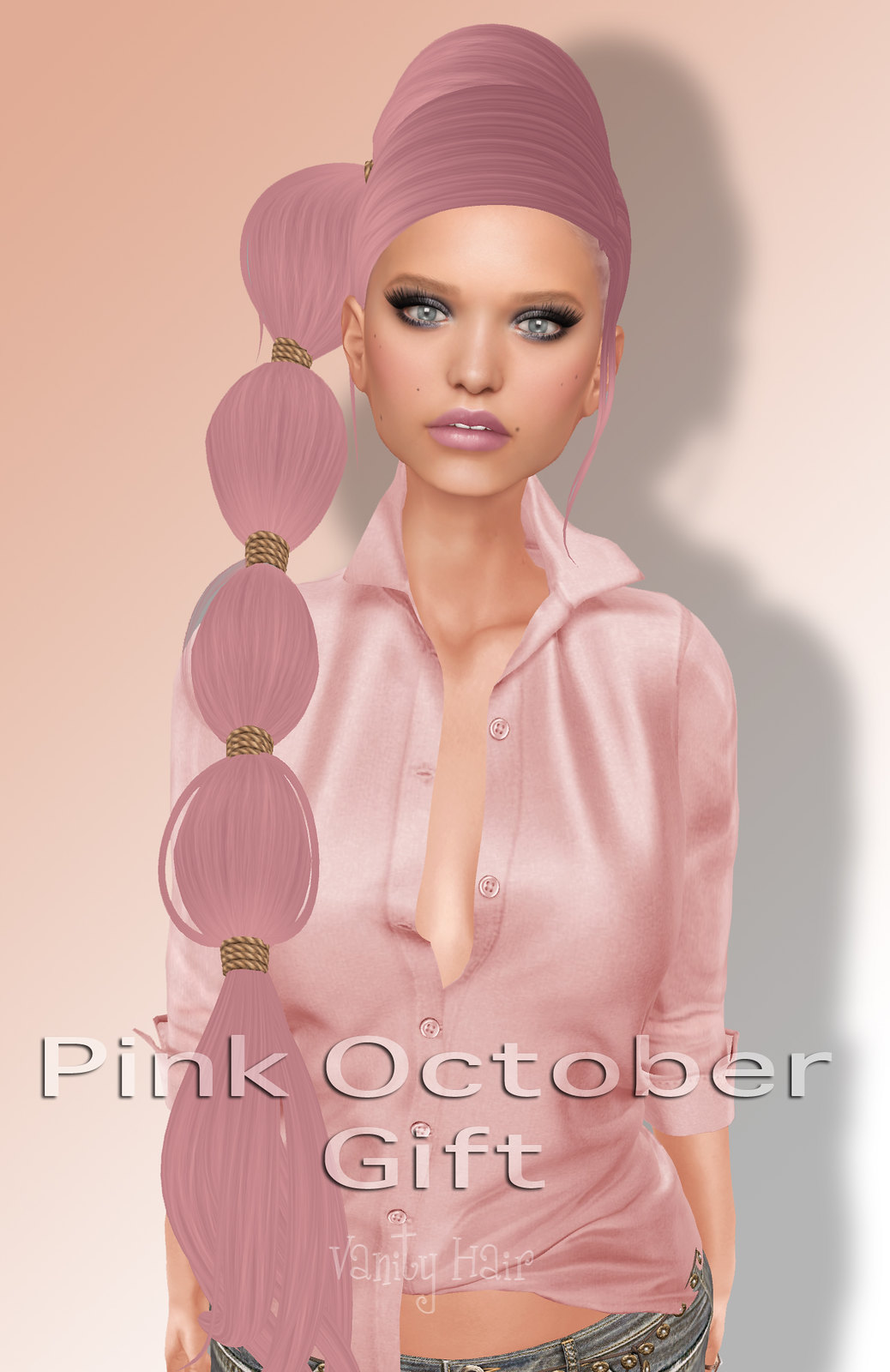 Vanityhair@Pink October