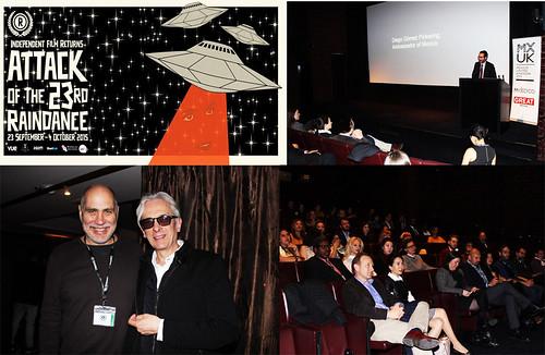 México en su mejor papel, en festival de cine Raindance