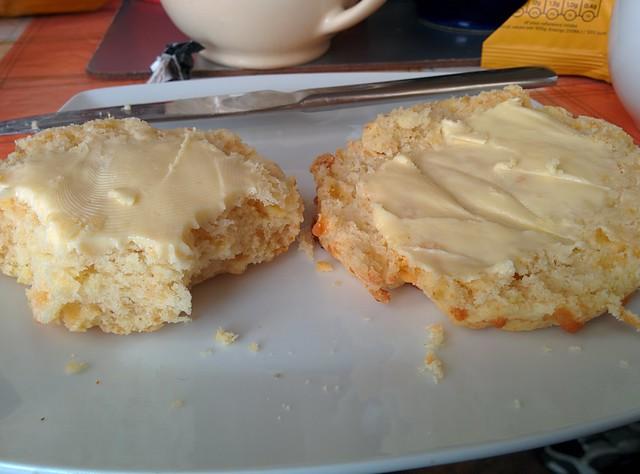 Excellent scones
