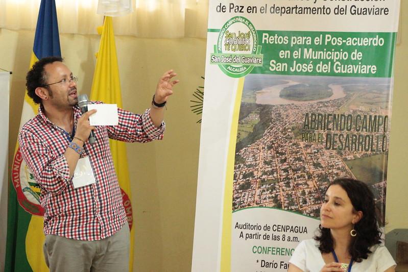 Retos para el posacuerdo en San José del Guaviare