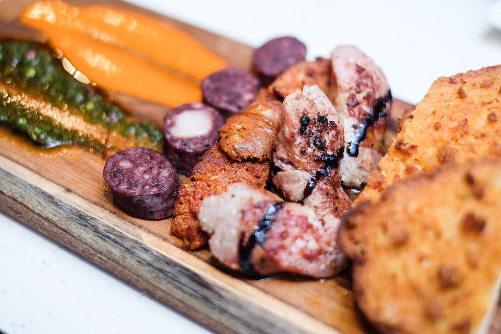 My Little Spanish Place: Tabla de Salchichas Artesanales (Handmade Sausage Platter)