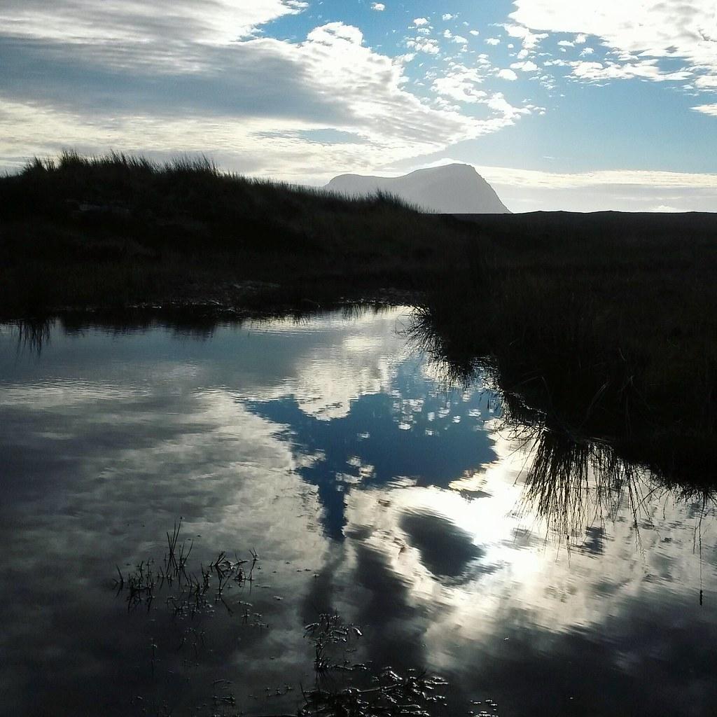 pilvet, Skotlannin ylämaat