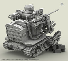 armored car(0.0), churchill tank(0.0), combat vehicle(1.0), military vehicle(1.0), weapon(1.0), vehicle(1.0), tank(1.0), self-propelled artillery(1.0), gun turret(1.0),