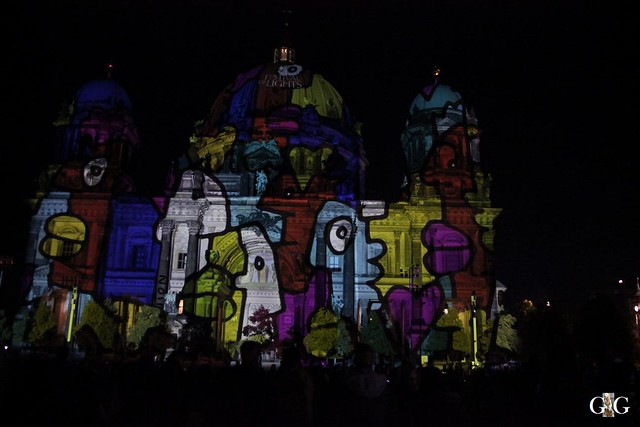 Festival of Light Berlin 10.10.201542