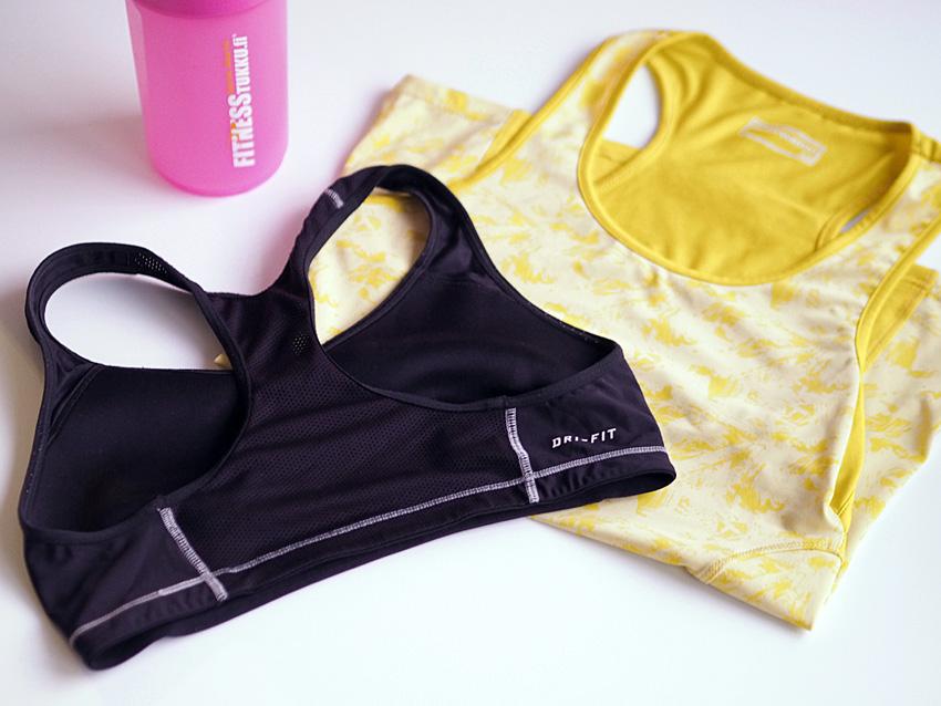 Nike-DryFit-urheiluvaatteet