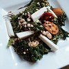 White Bean, Kale and Tomato Salad with Quinoa and Brown Rice