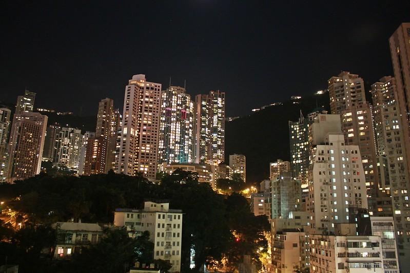 香港旅行-中環1