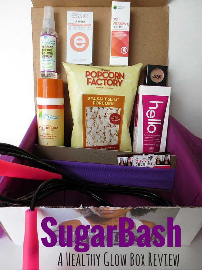 SugarBash Healthy Glow