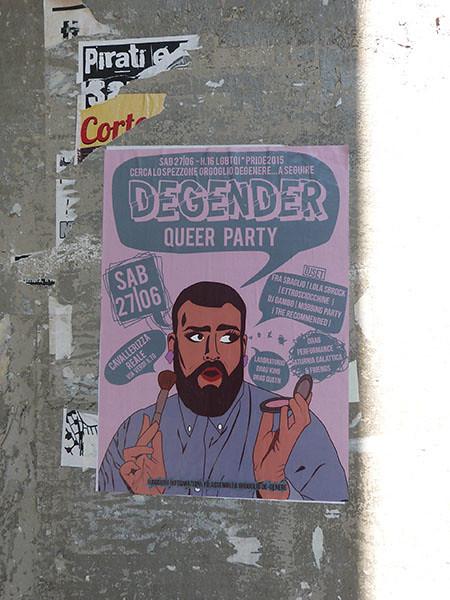 degender