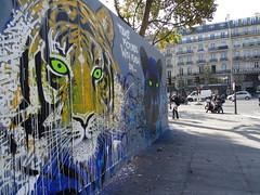 Félineries, place de la République Paris