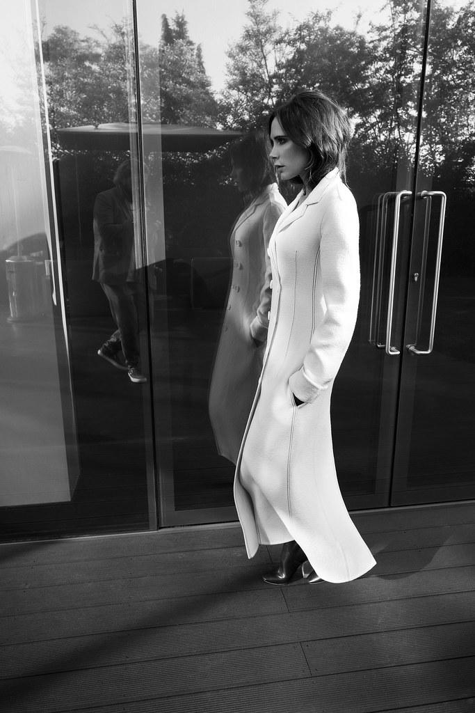 Виктория Бекхэм — Фотосессия для «Madame Figaro» 2015 – 4