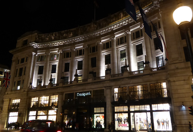 London at Night, Panasonic DMC-ZS40