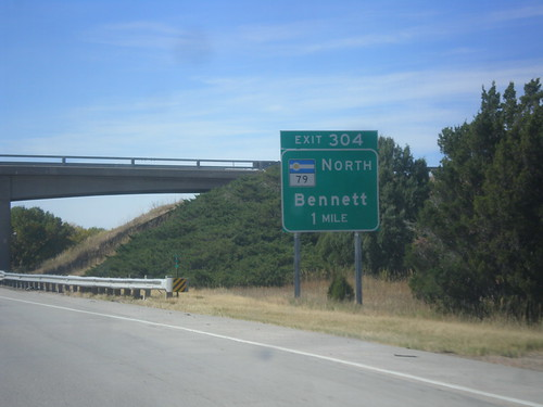 I-70 West - Exit 304