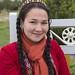 Turkmen Girl by Rolandito.