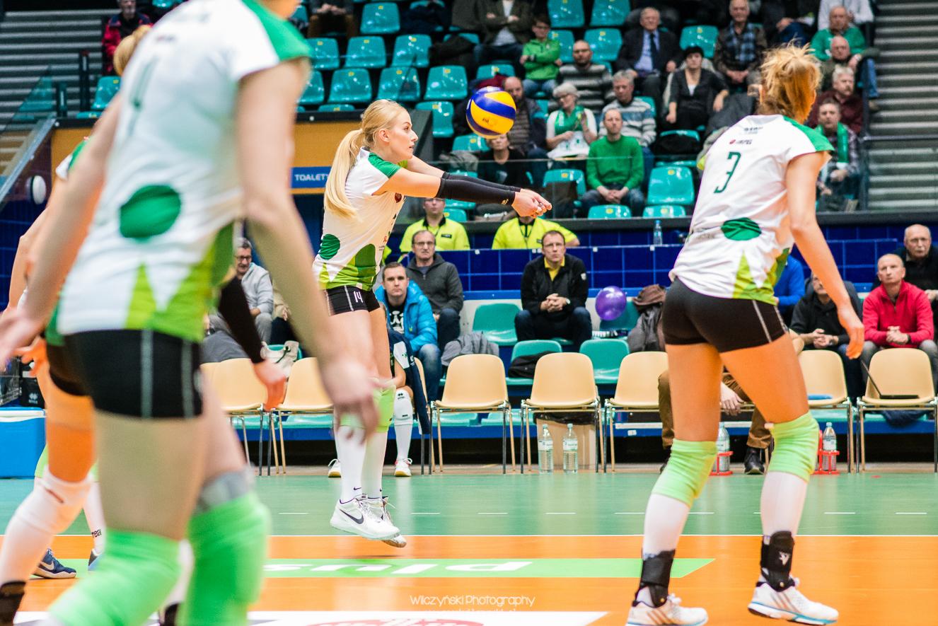 Orlen Liga: Impel Wrocław - PTPS Piła