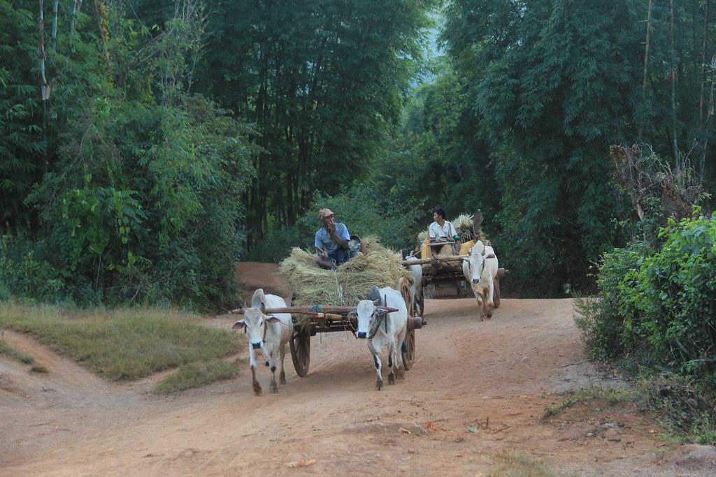 Put Tu Porkk village