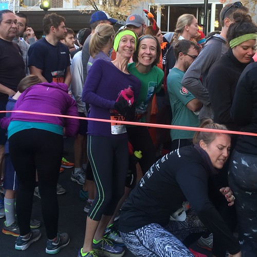 TreesGreenville Turkey Day 8k 2016